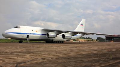 RA-82035 - Antonov An-124-100 Ruslan - Russia - Air Force