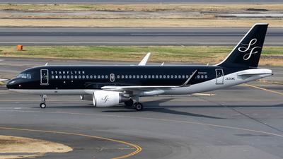 JA26MC - Airbus A320-214 - Starflyer