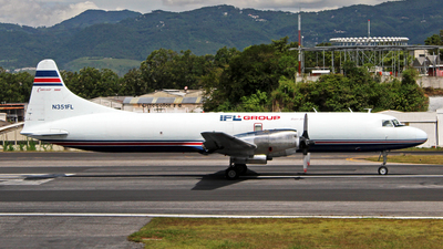 N351FL - Convair CV-5800 - IFL Group