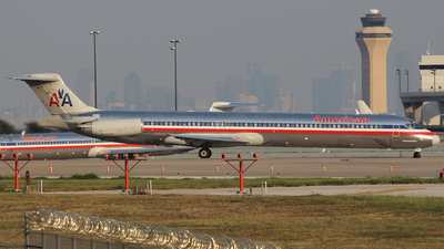 N931TW - McDonnell Douglas MD-83 - American Airlines