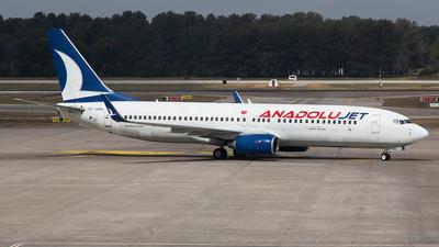 A picture of TCSBN - Boeing 7378Q8 - Turkish Airlines - © Tomasz Kozakowski