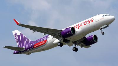 B-LCV - Airbus A320-271N - Hong Kong Express
