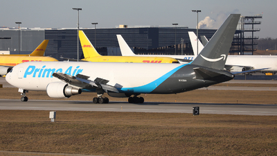 N1439A - Boeing 767-33A(ER)(BDSF) - Amazon Prime Air (Air Transport International)