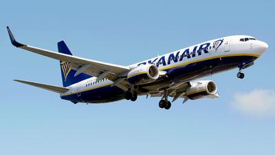 A picture of EIGXI - Boeing 7378AS - Ryanair - © Eduardo Paixao Silva