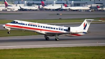 N826AE - Embraer ERJ-140LR - American Eagle (Envoy Air)