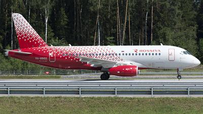 RA-89102 - Sukhoi Superjet 100-95B - Rossiya Airlines