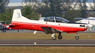 M50-02 - Pilatus PC-7 Mk.II - Malaysia - Air Force