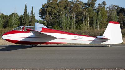LV-DGD - Scheibe Bergfalke III - Aeroclub San Martín