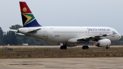 9H-SZH - Airbus A320-232 - South African Airways