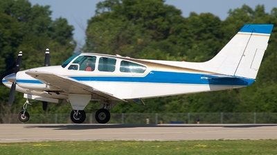 N779MM - Beechcraft 95-A55 Baron - Private