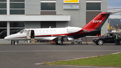 N341N - Cessna 525B CitationJet 3 - Private
