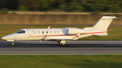 PP-CPR - Bombardier Learjet 40 - Private