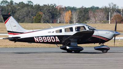 N898DA - Piper PA-28-181 Archer III - Eagle Flight Training