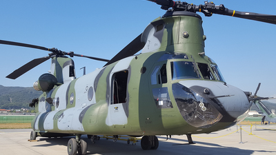 86-1654 - Boeing CH-47A Chinook - South Korea - Army