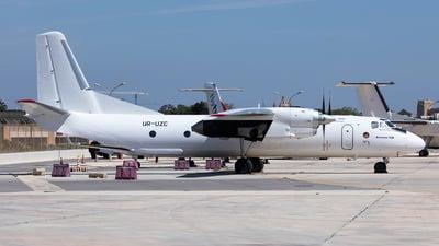 UR-UZC - Antonov An-26B - Constanta Airlines