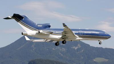 N800AK - Boeing 727-23(Q) - Private