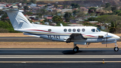 TI-TCT - Beechcraft 200 Super King Air - Teletica
