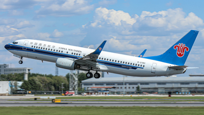 B-5190 - Boeing 737-81B - China Southern Airlines