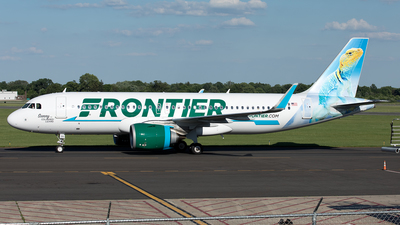 N310FR - Airbus A320-251N - Frontier Airlines