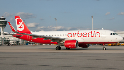 D-ABNJ - Airbus A320-214 - Air Berlin