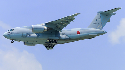 08-1211 - Kawasaki C-2 - Japan - Air Self Defence Force (JASDF)
