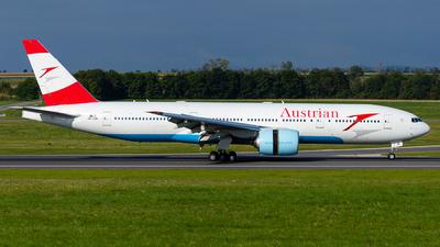 OE-LPB - Boeing 777-2Z9(ER) - Austrian Airlines