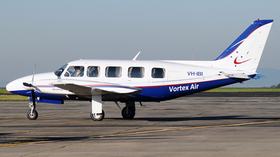 VH-IBI - Piper PA-31-350 Navajo Chieftain - Vortex Aviation