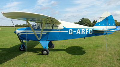 A picture of GARFD - Piper PA22160 TriPacer - [227565] - © Alan P Cookson