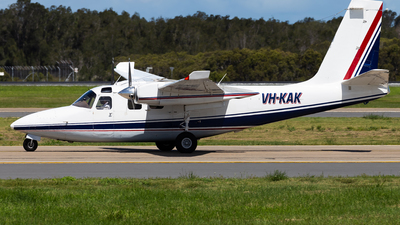 VH-KAK - Aero Commander 500S - General Aviation Maintenance (GAM)