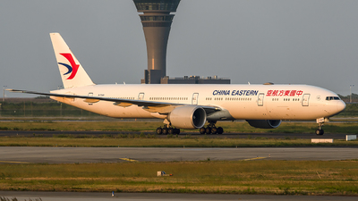 B-7349 - Boeing 777-39PER - China Eastern Airlines