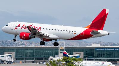 A picture of HCCJV - Airbus A320214 - Avianca - © Miguel Astudillo