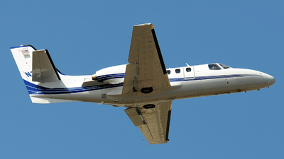 A picture of N33WW - Cessna 501 Citation ISP - [5010065] - © Alexander Portas
