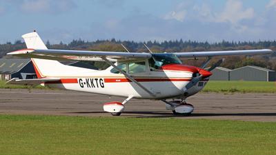 G-KKTG - Cessna 182R Skylane - Private