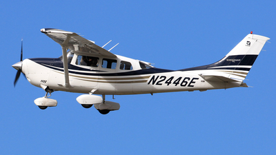 N2446E - Cessna T206H Turbo Stationair - Private