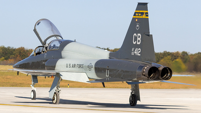 65-10412 - Northrop T-38A Talon - United States - US Air Force (USAF)