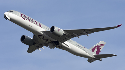 A picture of A7ALK - Airbus A350941 - Qatar Airways - © Daniel Veronesi - RomeAviationSpotters