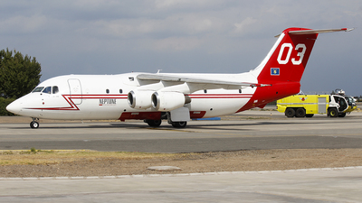 N475NA - British Aerospace BAe 146-200 - Neptune Aviation Services