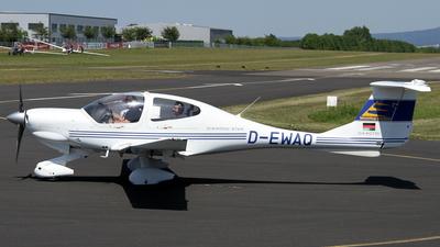 D-EWAQ - Diamond DA-40D Diamond Star TDI - Westflug Aachen