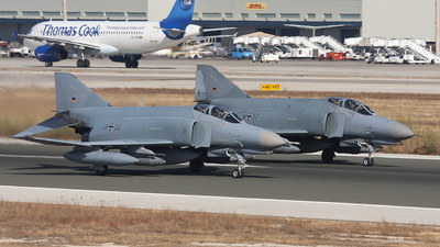 38-33 - McDonnell Douglas F-4F Phantom II - Germany - Air Force
