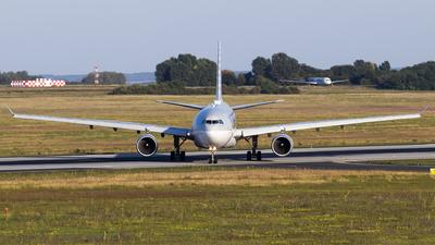 A7-ACF - Airbus A330-202 - Qatar Airways