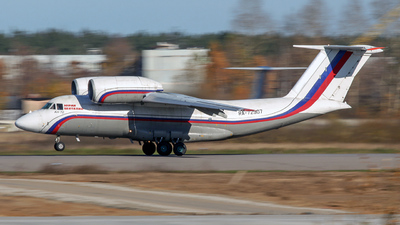 RA-72907 - Antonov An-72 - Russia - Ministry of Interior