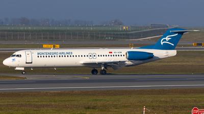 A picture of 4OAOM - Fokker 100 - [11321] - © Alexander Jeglitsch