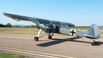 A picture of I9091 - Storch Aviation SS4 Storch - [] - © Varani Ennio