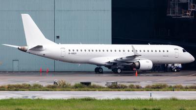 B-16821 - Embraer 190-100IGW - Untitled