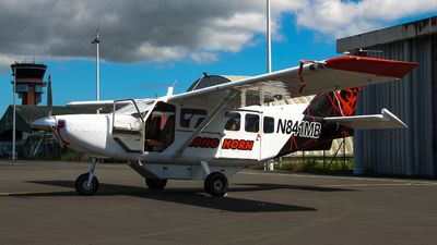 N841MB - Gippsland GA-8 Airvan - Private