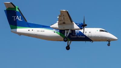 A picture of 7TVCR - De Havilland Canada Dash 8200 - Tassili Airlines - © Michael Walter