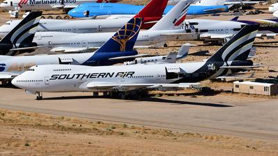 N761SA - Boeing 747-2F6B(SF) - Southern Air