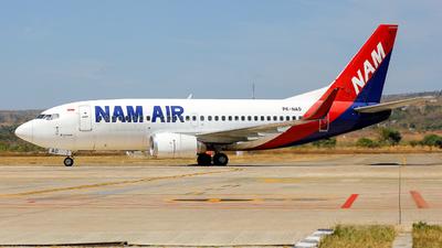 PK-NAO - Boeing 737-524 - NAM Air