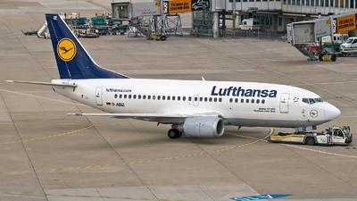 D-ABIZ - Boeing 737-530 - Lufthansa