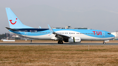 G-TAWD - Boeing 737-8K5 - TUI